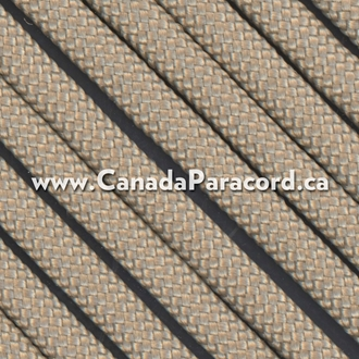 Tan - 50 Feet - 550 LB Paracord