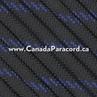 Thin Blue Line - 50 Feet - 550 LB Paracord