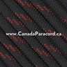 Thin Red Line - 50 Feet - 550 LB Paracord