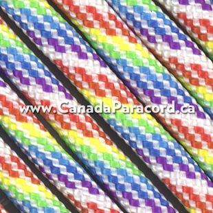 Tie Dye - 100 Feet - 550 LB Paracord