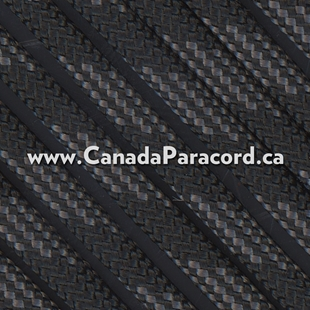 Touch of Grey - 100 Feet - 550 LB Paracord