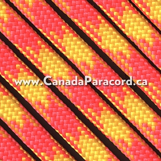 Tutti Fruity - 100 Feet - 550 LB Paracord