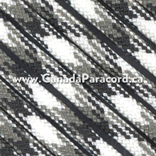 Urban Camo - 100 Foot - 550 LB Paracord