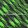 Viper (Neon Green/Black) - 50 Feet - 550 LB Cord