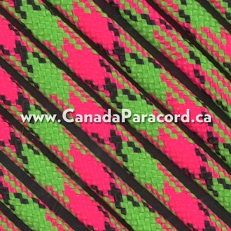 Watermelon - 100 Feet - 550 LB Paracord