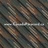 Woodland Camo - 1,000 Foot - 550 LB Paracord