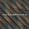 Woodland Camo - 100 Foot - 550 LB Paracord