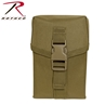 MOLLE II 100 Round SAW Pouch in Coyote Brown by Rothco®