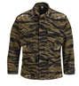 BDU 4 Pocket Coat 100% Cotton Rip-Stop by Propper® Asian Tiger Stripe