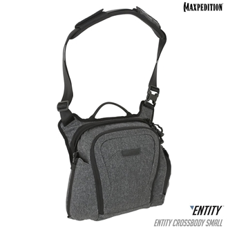 Entity™ Crossbody Bag (Small) 9L by Maxpedition® Charcoal