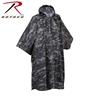 G.I. Type Military Rip-Stop Rain Poncho by Rothco®