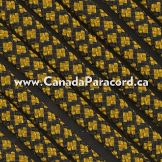 Goldenrod Diamonds - 100 Foot - 550 Type III Nylon Paracord