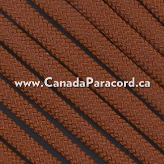 Chocolate - 95 Paracord Type 1 Nylon - 100 Feet