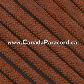 Chocolate - 95 Paracord Type 1 Nylon - 100 Feet