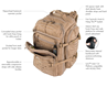 3-Day TACTIX Backpack by First Tactical®