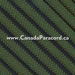 Emerald Green - 95 Paracord Type 1 Nylon - 100 Feet