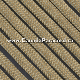 Tan #499 - 95 Paracord Type 1 Nylon - 100 Feet