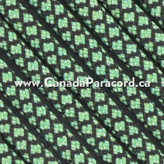 Mint Diamonds - 50 Ft - 550 LB Nylon Paracord