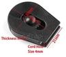 Plastic Cord Lock Stopper By Coobigo