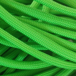Neon Green - 50 Foot - 550 LB Type III Paracord