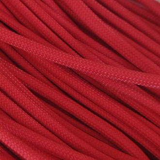 Red - 50 Foot - 550 LB Type III Paracord