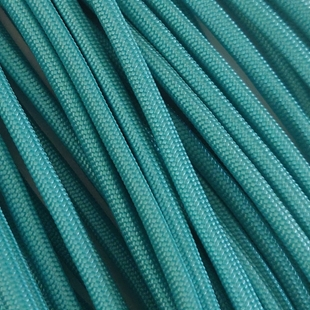 Turquoise - 100 Foot - 550 LB Type III Paracord