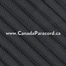 Black - 25 Feet - 550 LB Paracord