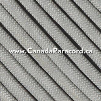 Silver - 25 Feet - 550 LB Paracord