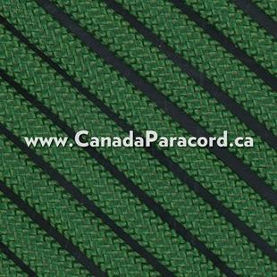 Kelly Green - 25 Feet - 550 LB Paracord