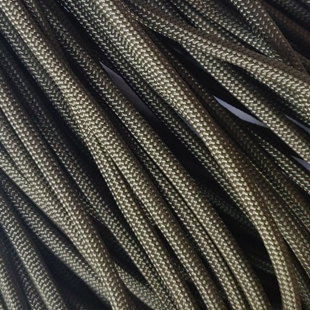 Picture of Olive Drab - 25 Feet - 550 LB Paracord by Econocord