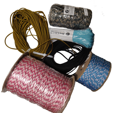 Picture for category 550 Paracord - Nylon