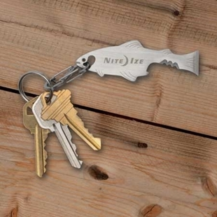 Doohickey® Fishkey Key Tool by NiteIze®