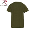 Kids Solid Colour T-Shirts by Rothco®