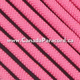 Rose Pink - 25 Feet - 550 LB Paracord