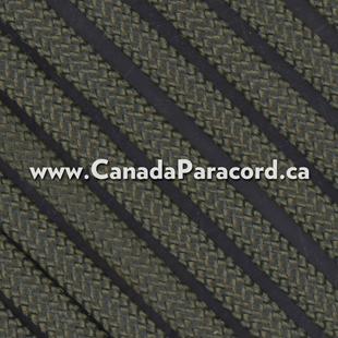 Olive Drab - 25 Feet - 550 LB Paracord