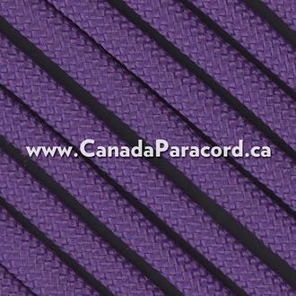 Purple - 25 Feet - 550 LB Paracord