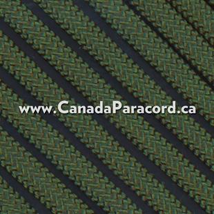 Emerald Green - 25 Feet - 550 LB Paracord