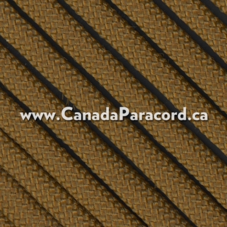 Coyote Brown - 25 Feet - 550 LB Paracord