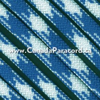 Royal Mountain - 25 Feet - 550 LB Paracord