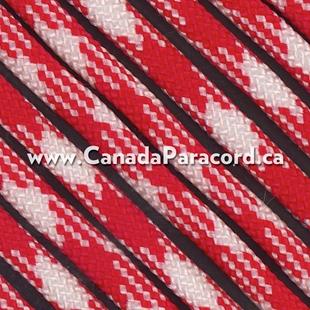 Strawberry Fields- 25 Feet - 550 LB Paracord