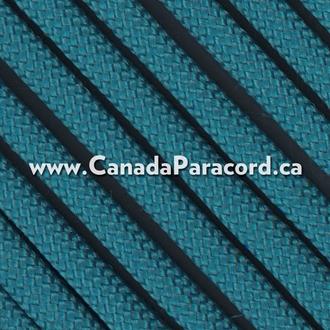 Caribbean Blue - 25 Feet - 550 LB Paracord