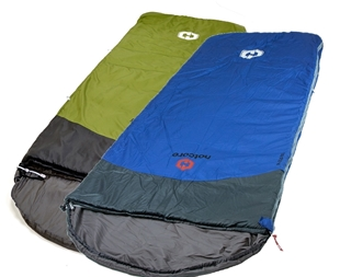 R-100 Rectangular 0° C Sleeping Bag by Hotcore®