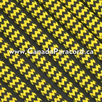 Bumble Bee - 50 Ft - 550 LB Paracord
