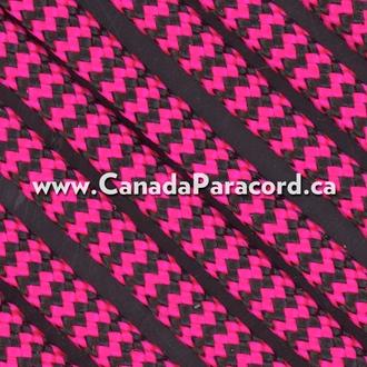 Pink Flamingo - 25 Ft - 550 LB Paracord