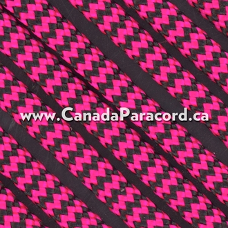 Pink Flamingo - 50 Ft - 550 LB Paracord