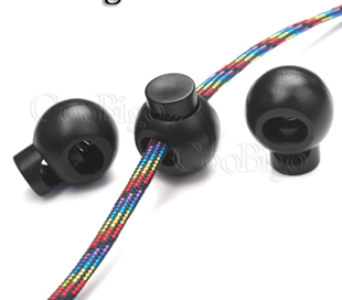 Ball Cord Lock Stopper 9.5mm x 7mm