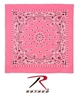 Picture of 22 x 22 Inch Trainman Bandanas by Rothco®
