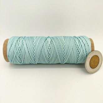 Light Blue | 0.9 MM Micro Cord | 100 Feet
