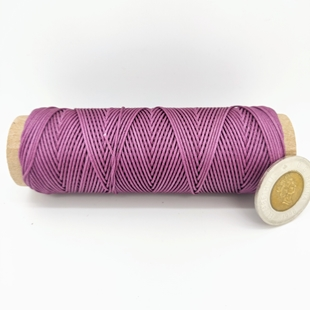Plum | 0.9 MM Micro Cord | 100 Feet