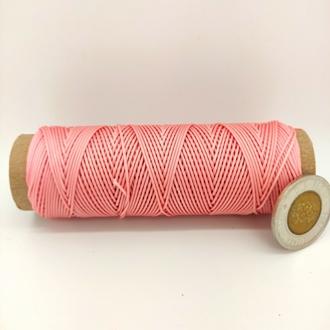 Pink | 0.9 MM Micro Cord | 100 Feet